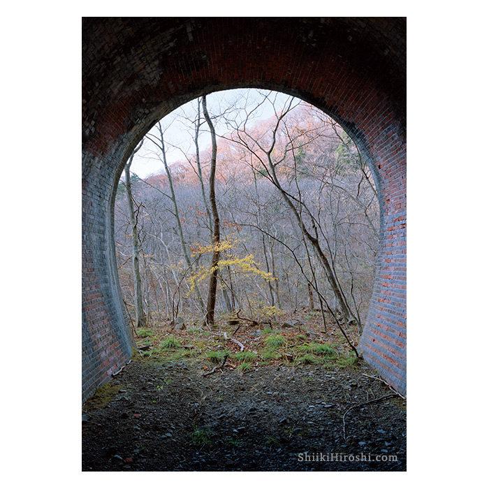 初代5号隧道米沢側