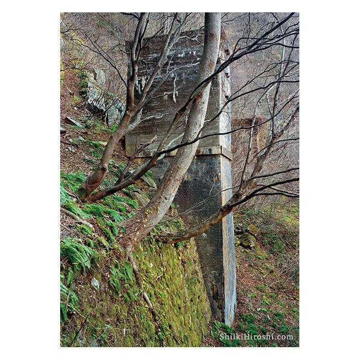 長谷橋梁跡